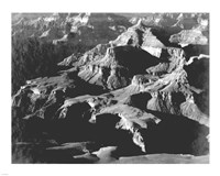 Grand Canyon close in panorama Fine-Art Print