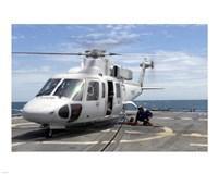 Royal Thai Navy Sikorksy S-76B Fine-Art Print