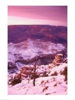 South Rim Grand Canyon National Park Arizona USA Fine-Art Print