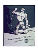 Safety Equipment Fine-Art Print