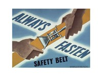 Always Fasten Your Safety Belt Fine-Art Print