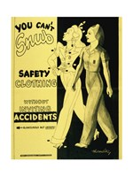 Safety Clothing Fine-Art Print