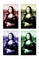 Moody Mona Fine-Art Print
