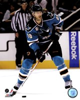 Brent Burns 2011-12 Action Fine-Art Print