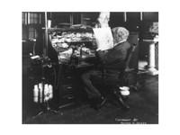Thomas Alva Edison, 1847-1931 Fine-Art Print