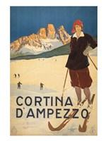Cortina d'Ampezzo Fine-Art Print