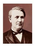 Thomas Edison c1882 Fine-Art Print