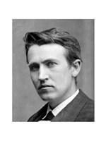 Young Thomas Edison Fine-Art Print