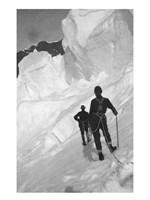 Climbing Mt Mckinley Fine-Art Print