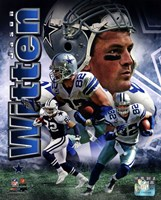 Jason Witten 2011 Portrait Plus Fine-Art Print