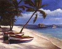 Two Boats Fine-Art Print
