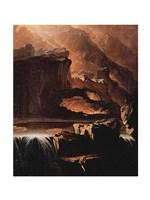Sadak Climbing in Search of the Waters of Oblivion Fine-Art Print