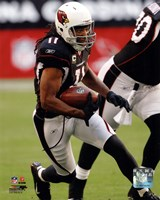 Larry Fitzgerald 2011 Action Fine-Art Print