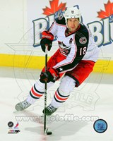 R.J. Umberger 2011-12 Action Fine-Art Print