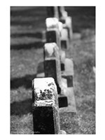 Rows of Stone Fine-Art Print