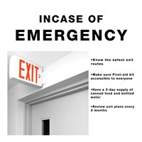 In Case Of Emergency Fine-Art Print