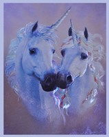 Unicorn Lovers Fine-Art Print