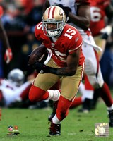 Michael Crabtree 2011 Action Fine-Art Print