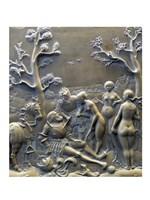 Judgement of Paris, c. 1529, Solnhofen limestone Aphrodite Fine-Art Print