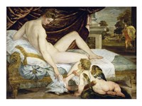 Venus and Adonis Fine-Art Print