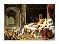 Venus and Mars Fine-Art Print