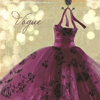 Vogue - mini Fine-Art Print