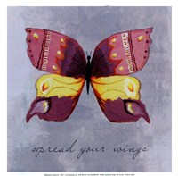 Spread your wings -mini Fine-Art Print