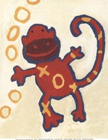 Monkey - mini Fine-Art Print