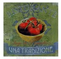 Ristorante I - mini Fine-Art Print
