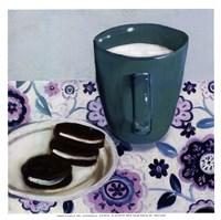 Cookie Cup - mini Fine-Art Print
