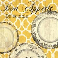 Bon Appetite Framed Print