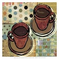 Java Print IV - mini Fine-Art Print