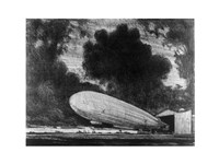 The Zeppelin Fine-Art Print
