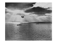 U.S. Navy Blimp Fine-Art Print