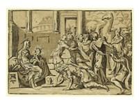 The Adoration of the Magi Fine-Art Print