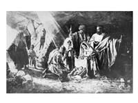The Nativity in Palestine Fine-Art Print
