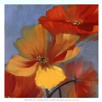 Movement in Bloom I - mini Fine-Art Print
