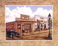 Barber Shop Fine-Art Print