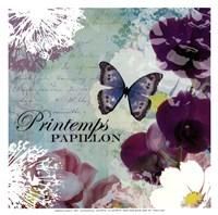 Papillon - mini Fine-Art Print