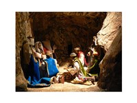 Nativity Adoration of the Magi Fine-Art Print