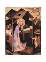 The Adoration of Jesus Fine-Art Print