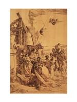 Nativity of Jesus Fine-Art Print