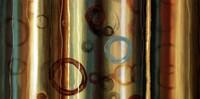 Ombre Circles Fine-Art Print