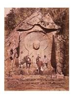 Buddha, Hakone Fine-Art Print