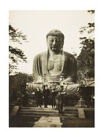 Daibutsu Buddha at Kamakura Fine-Art Print