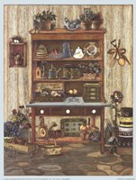 Country Armoire Fine-Art Print