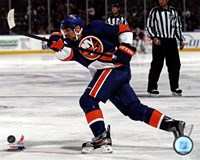 Kyle Okposo 2011-12 Action Fine-Art Print