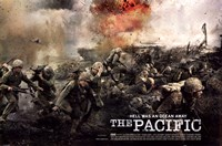 The Pacfic Wall Poster