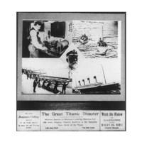 The Great Titanic Disaster Fine-Art Print