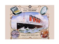 R.M.S. Titanic Fine-Art Print